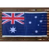 Australian Flag with eyelets