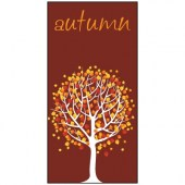Autumn Flag 4 900mm x 1800mm (Knittted)