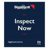 Biggin & Scott Inspect Now Signboard Flag