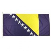 Bosnia Flag 1800mm x 900mm (Knitted)