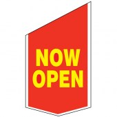 Now Open Shop Front Banner