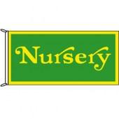 Nursery Flag