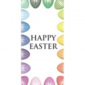 Easter 8A Flag 900mm x 1800 (Knitted)