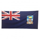 Falkland Island Flag 1800mm x 900mm (Knitted)