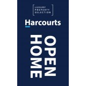 Harcourts Luxury Open Home Blue
