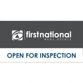 First National Open for Inspection Horizontal Sleeve