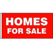Homes for sale flag