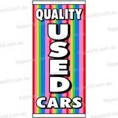 Quality Used Cars Flag