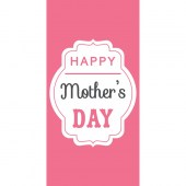 Mother's Day 2A Flag 1800mm x 900mm (Knitted)