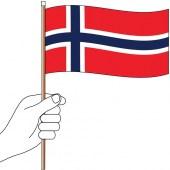 Norway Hand Flag Handwaver
