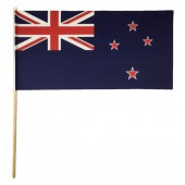 New Zealand Large Hand Flag Handwaver
