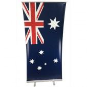 Australian Flag Pull Up Banner