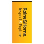 Raine & Horne Inspect & Explore LH Flag