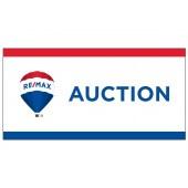 Remax Auction Flag