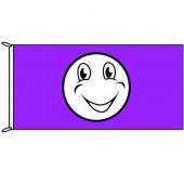 Happy Flag (Purple)
