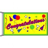 Congratulations Flag