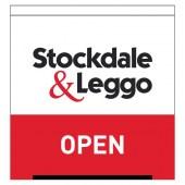 Stockdale & Leggo Open Flag