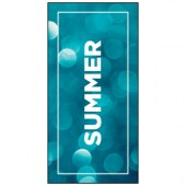 Summer Flag Blue 900mm x 1800mm (Knitted)