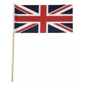 United Kingdom Handwaver  Hand Flag