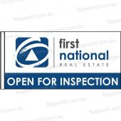 First National (design 2009) - Open for Inspection with Sleeve