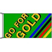 Go for Gold Flag