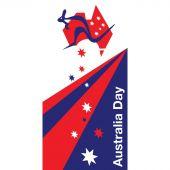 Australia Day Flag Red Blue (19)