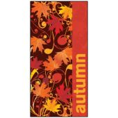 Autumn Flag 6 900mm x 1800mm (Knittted)