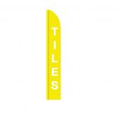 Yellow Tiles Bali Flag