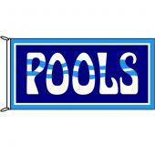 Pools Flag