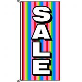Sale Flag Rainbow