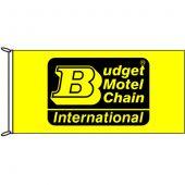 Budget Motels Flag