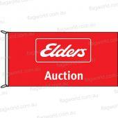Elders Auction Flag