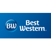 Best Western Blue Flag