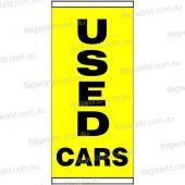 Used Cars Flag