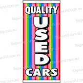 Quality Used Cars Flag