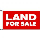 Land For Sale Flag