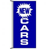 New Cars Flag