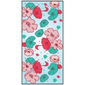 Spring Flag Floral 900mm x 1800mm (Knitted)
