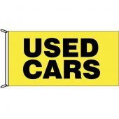 Used Cars Yellow Flag