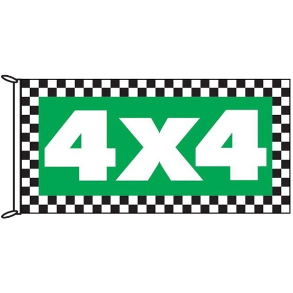4WD Flags