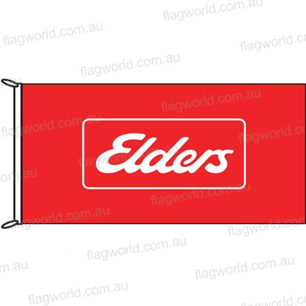 Elders Real Estate Flags