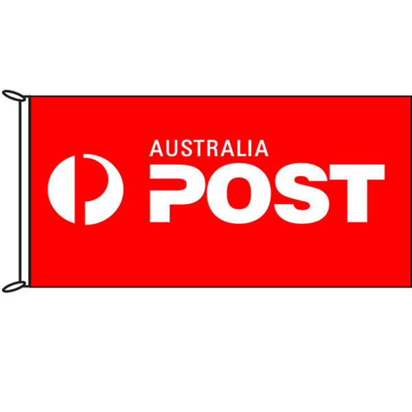 Australia Post Flags