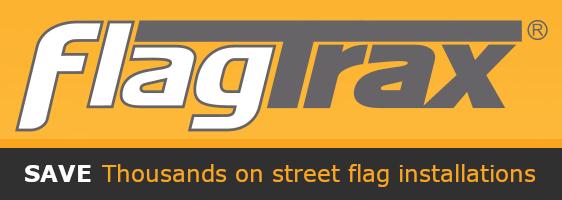 Flagtrax Street Flag System